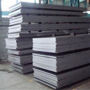 Placa de acero de aleación de 35CrMo estructural
