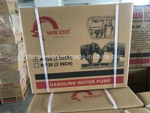 3inch 5.5HP/6.5HP Bewässerung-Pumpen-Landwirtschafts-bewegliche Benzin-Motor-Wasser-Pumpe