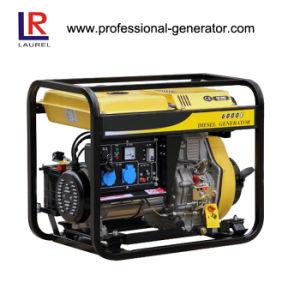 Домашняя 4.6kw Электроподогревателя генератор с воздушным охлаждением
