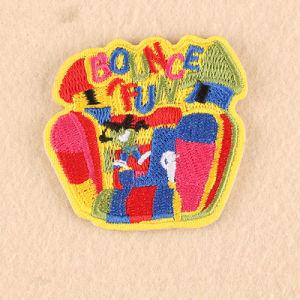 Rolo personalizado de alta qualidade o logotipo do Clube do skate Bordados Patches