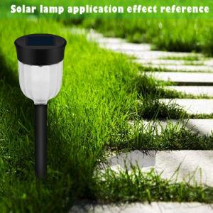 1 PC LED Solarim freiengarten-Flut-Licht