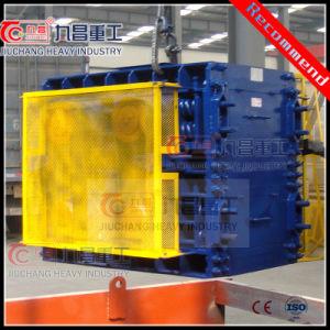 Schleifmaschine-Bergwerksmaschine, die Maschinen-Rollen-Zerkleinerungsmaschine zerquetscht
