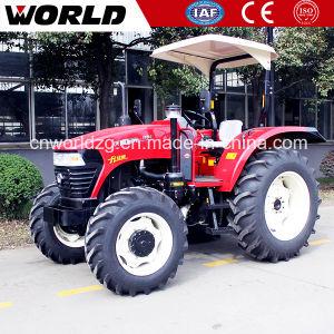 De goedkope Tractor van het Landbouwbedrijf van Prijzen 100HP Vierwielige in China