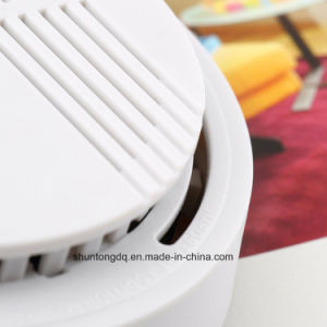 85dB 화재 연기 가족 가드 사무실 건물 대중음식점을%s 코드가 없는 광전자적인 센서 검출기 모니터 주택 안전 시스템