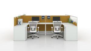 Mobilier commercial Bureau de poste de travail moderne et mobilier de bureau modulaire
