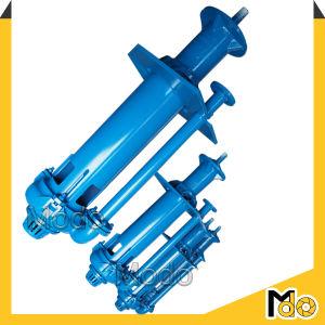 판매를 위한 150mm 출구 2100mm 깊이 고무 수직 펌프
