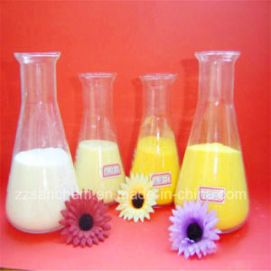يصنع يزوّد 30% صفراء مادّة صلبة [بك] [ألومينيوم كوريد] مبلمر