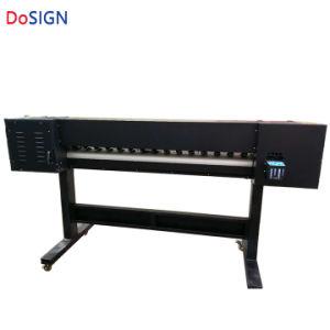 Dosignのビニールのステッカーの掲示板はXP600印字ヘッドが付いているEcosolventプリンタープロッターに署名する