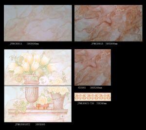 De hete Tegel Injet van de Tegel 60*60 van de Vloer van de Tegel van de Muur van het Toilet van de Verkoop Ceramische Verglaasde 30*30 (JPM63001)