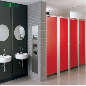 新しいデザインコンパクトの積層物のパネルの洗面所の区分