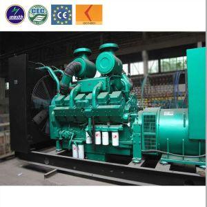 500KW 625kVA de GNC Gas Natural Gas GNL Generador Generador Cummins