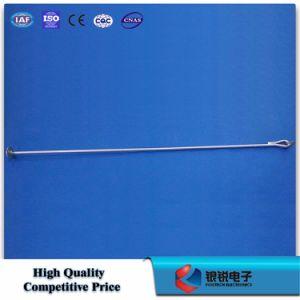 HDG Varilla de anclaje con placa de Hardware de la línea de polos