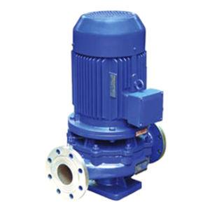 L'ISG industrielle Pompe en ligne centrifuge