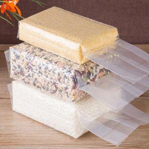 인쇄 플라스틱에 의하여 박판으로 만들어지는 나일론 Basmati 1-10 Kg 밥 포장 부대