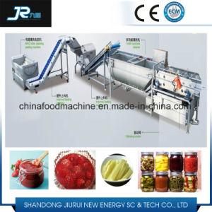 Material de acero inoxidable 304 Máquina de procesamiento de alimentos frutas verduras