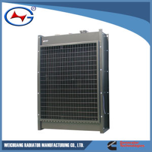 Nta855-G1b-6 열 교환 방열기 구리 방열기 발전기 방열기