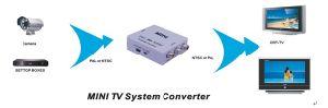 Mini-PAL para NTSC CATALISADOR NTSC para PAL do catalisador
