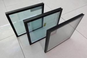 Vetro d'isolamento laminato Tempered della parete divisoria di sicurezza (JINBO)
