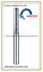 L'eau de puits profond de la pompe submersible pour l'irrigation 4SP228-1.5