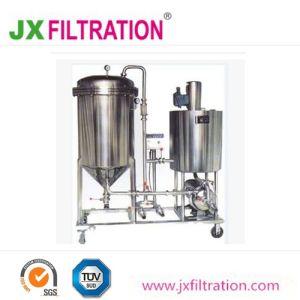 Sistema del filtro dalla birra della diatomite degli ss 304
