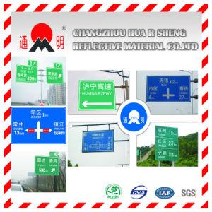 交通標識(TM9200)のための極度の高輝度等級プリズム反射シート