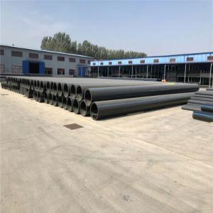 Tubo de HDPE de suministro de gas grado PE100