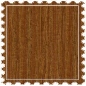 Pisos laminados de madera de teca de la Junta efectos para la decoración del piso interior