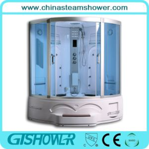 호화스러운 소용돌이 증기 샤워실 (GT0514)