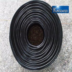 1.5 tubo flessibile agricolo di aspirazione dell'acqua del nero PVC/Rubber di pollice