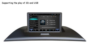 DoppelAutoradio GPS kern Capavitive Touch Screenreines des Android-4.2.2 für Audiostereolithographie GPS 2004-2012 3G WiFi BMW-X3