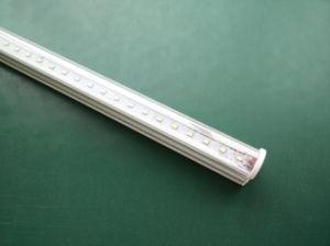 De heldere LEIDENE T5 Rechte Lineaire Strook van de Buis Lichte 4W 0.3m met de Transparante Dekking van PC