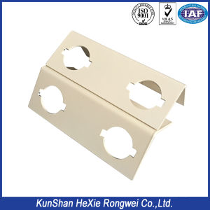 Prateleira de metal de folha metálica chapa metálica de Fabricação