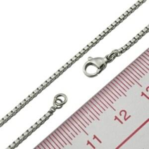 Juwelen die tot Roest maken de Vrije Ronde Ketting van de Slang van het Roestvrij staal