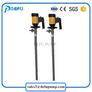 工場供給の携帯用管のタイプオイルドラムポンプ