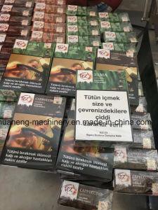 De automatische Machine van de Verpakking van de Tabak Shisha