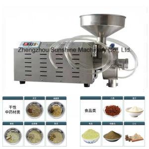 Feijão vermelho-da-china Erva Comercial Chili máquina de moagem de trigo