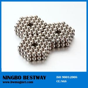 N35 de Bal van de Magneet van NdFeB (Neocube)