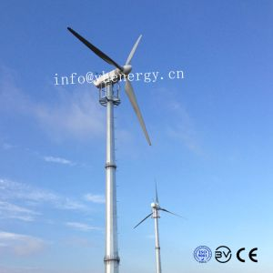 20kw automate de contrôle/génératrice éolienne de l'éolienne