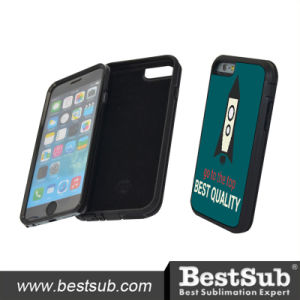 Bestsub Impresso fotografia personalizados de protecção integral da tampa do telefone para iPhone 6 (IP6R02K)