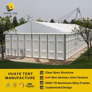Deutsch-Zelt des Gut-20X20m mit ABS Wand für Verkauf