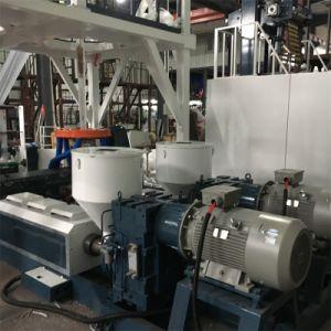 L'ABA Twin tête d'extrusion Film extrudeuses en plastique de la machine de soufflage