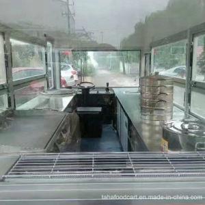 販売のための中国の良質の移動式食糧カートまたは食糧トラックか食糧トレーラー