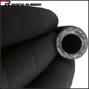 O trançado de têxteis de alta pressão de ar da mangueira de borracha EPDM