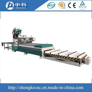 Modelo de carrossel Cortadores de Mudança Automática Router CNC de madeira