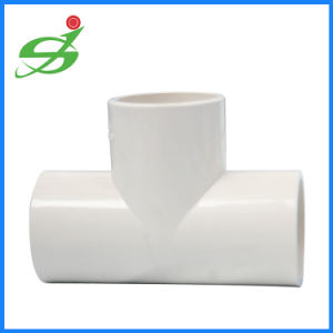 Tee de plástico de tres vínculos directos de cobre deseo