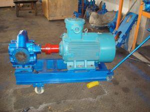 Öl-Pumpe des Gang-KCB300 mit Laufkatze