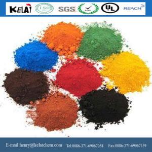 Het vrije Oxyde van het Ijzer van het Pigment Fe2o3 van de Prijs van de Fabriek van Steekproeven voor het Blok van de Betonmolen