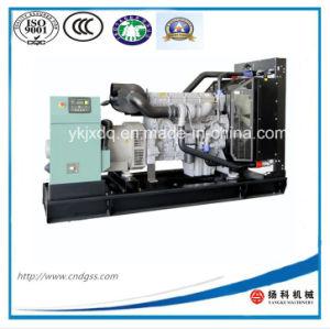 180kw/225kVA open Diesel Generator met Motor Perkins (1306A-E87TAG4)