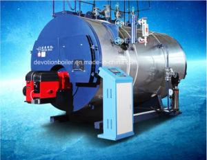 caldaia a vapore orizzontale del tubo di fuoco del Wet-Back 0.5t/H~20t/H 3-Pass