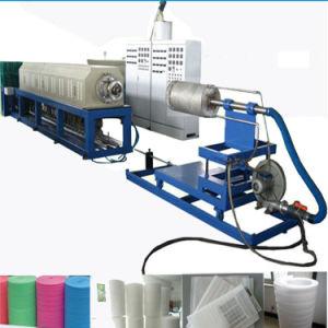 Plásticos Longkou EPE Máquina de folha de espuma com folha de alumínio